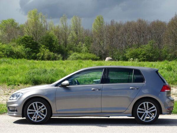 VW Golf VII 1,4 TSi 150 R-line DSG BMT - billede 1