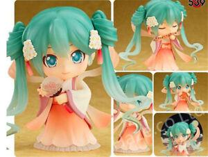 New-Anime-Nendoroid-539-Vocal-Hatsune-Miku-Harvest-Moon-Ver-Figure-10cm-Toy
