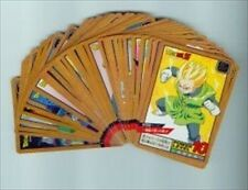 Japan Bandai Dragonball Dragon ball Z Power Level Battle 8 Regular Card Set
