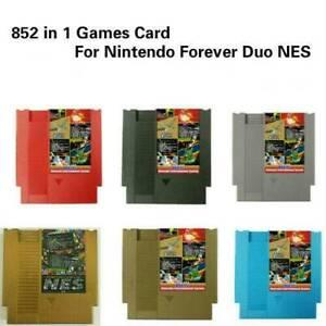 Cartridge-multi-cart-852-en-1-juegos-tarjeta-para-Nintendo-Forever-Duo-nes-405-amp-447