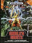 Ghouls 'n Ghosts (Sega Genesis, 1989)