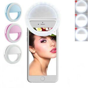 Selfie-Light-Clip-On-LED-Ring-Flash-Camera-For-iPhone-Samsung-huwawei-Xoami-Sony