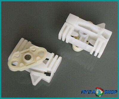 1x Gleitstück Fensterheber Reparaturclip Clips für Opel MerivaHinten Links