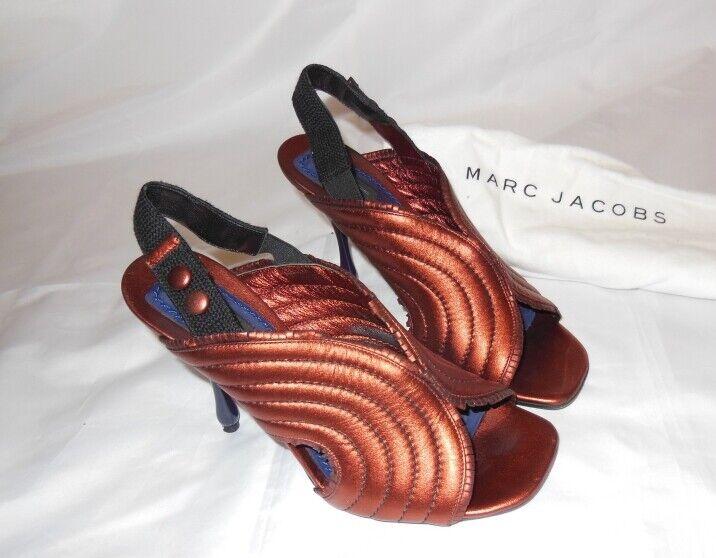 Original Marc Jacobs heels, pumps, sandalen echtleder Gr. 38 - 39