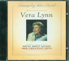 Vera Lynn - We'Ll Meet Again Her Greatest Hits Cd Perfetto