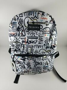 FRIENDS-Backpack-16-034-Central-Perk-School-Book-Bag-TV-Series-Sitcom-Warner-Bros