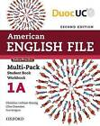 American English File Multi-Pack A by Oxford University Press (Paperback, 2015)