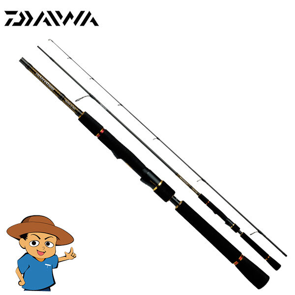 Daiwa MORETHAN BRANZINO AGS 1010M MH 10'10  Medium fishing spinning rod pole