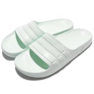 d3766d394 Image is loading adidas-Duramo-Slide-Green-Mens-Sports-Sandal-Slippers-