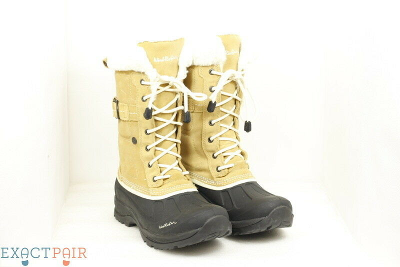 WINDRIVER SNOWDRIFT HD2 WATER-RESISTANT SHELL WINTER Stiefel SAND