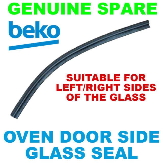 Beko BFD5656C EB10CRX EB10FRX HJA5100 LEVC54K LEVC54S LEVC54W Oven Glass Seal