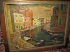 NOE Alfred, *1903  Burano Venedig 1983