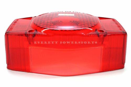 #A47 See Notes Genuine Honda Tail Light Lens CT70 CB175 360 450 500 750 GL1000