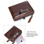 Men-039-s-Genuine-Leather-Cowhide-Bifold-Wallet-Credit-Card-ID-Holder-Zipper-Purse thumbnail 11