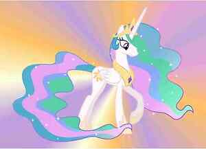 Image Is Loading My Little Pony Posters Princess Celestia