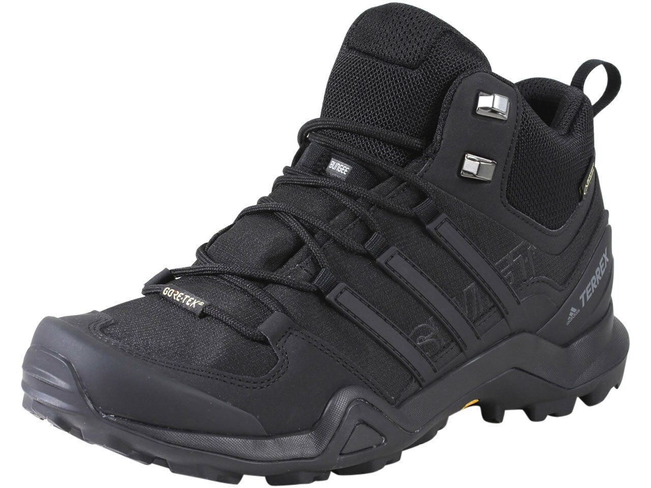 Adidas Men's Terrex Swift R2 Mid GTX Hiking Sneakers shoes