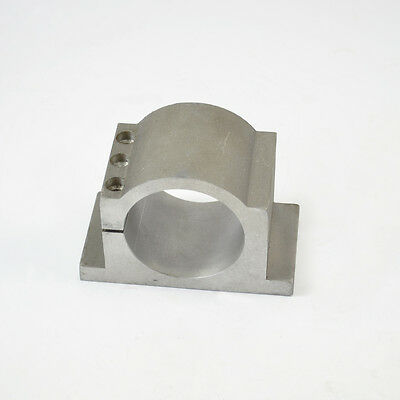 80MM  DIAMETER SPINDLE MOTOR MOUNT BRACKET CLAMP  FOR SPINDLE MOTOR CNC