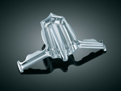 Kuryakyn 8389 Chrome Tappet Block Accent For 1999-2017 Harley Twin Cam Engines