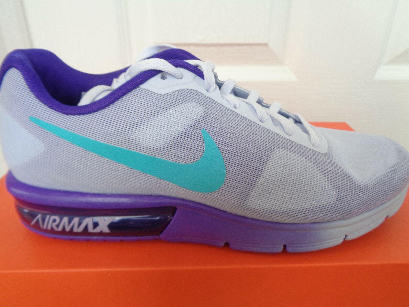 Nike Air Max Sequent uk trainers shoes 719916 504 uk Sequent 5 eu 38.5 us 7.5 NEW IN BOX 82d2dd