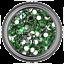 6mm-Rhinestone-Gem-20-Colors-Flatback-Nail-Art-Crystal-Resin-Bead thumbnail 13