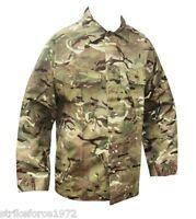 NEW - MTP Multicam Lightweight Camo Combat Shirt - 2010 Version  - Size 180/112