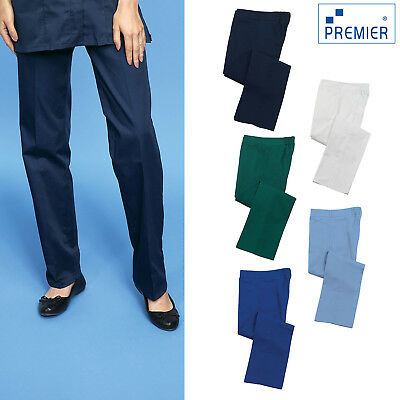 PREMIER PR514  LADIES /'Poppy/'Healthcare Trouser Workwear  Trousers 5 COLOURS