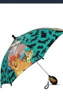 Disney The Lion Guard Umbrella New King 3D Kids Toddler Boys Girls Kion NWT