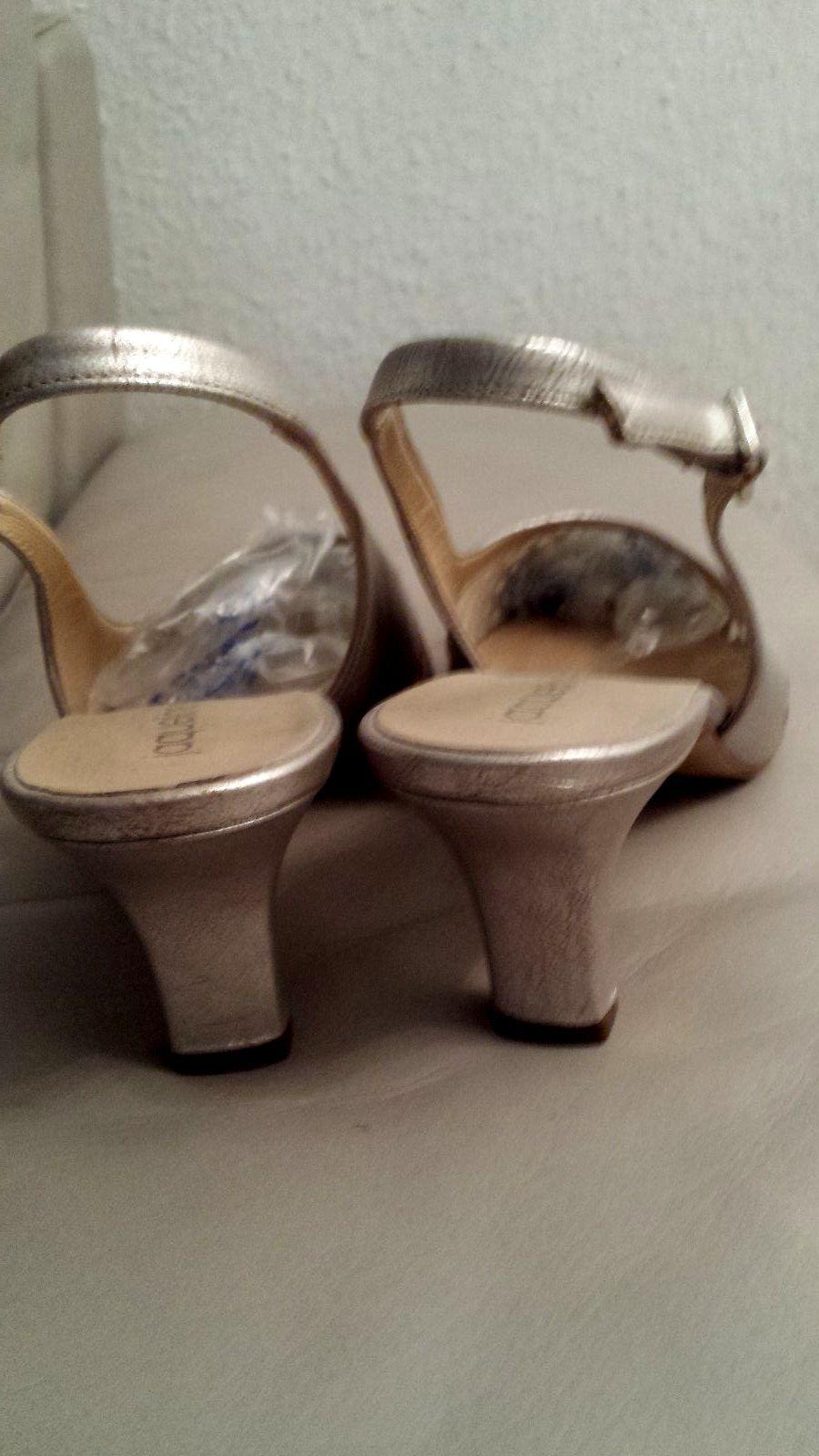 Damen Sand Pumps von Jaqueline Maué Sand Damen in Größe 5 a26c84