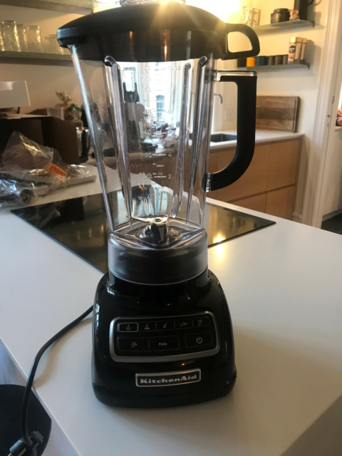 Blender, Kitchenaid, RESEVERET TIL TORSDAG!  Bordblender…