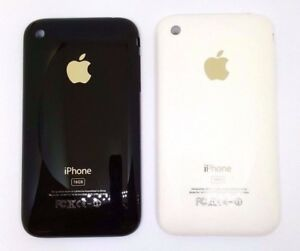 iPhone-3G-3GS-16GB-32GB-Backcover-Rear-Housing-Bezel-Back-Cover-Black-White