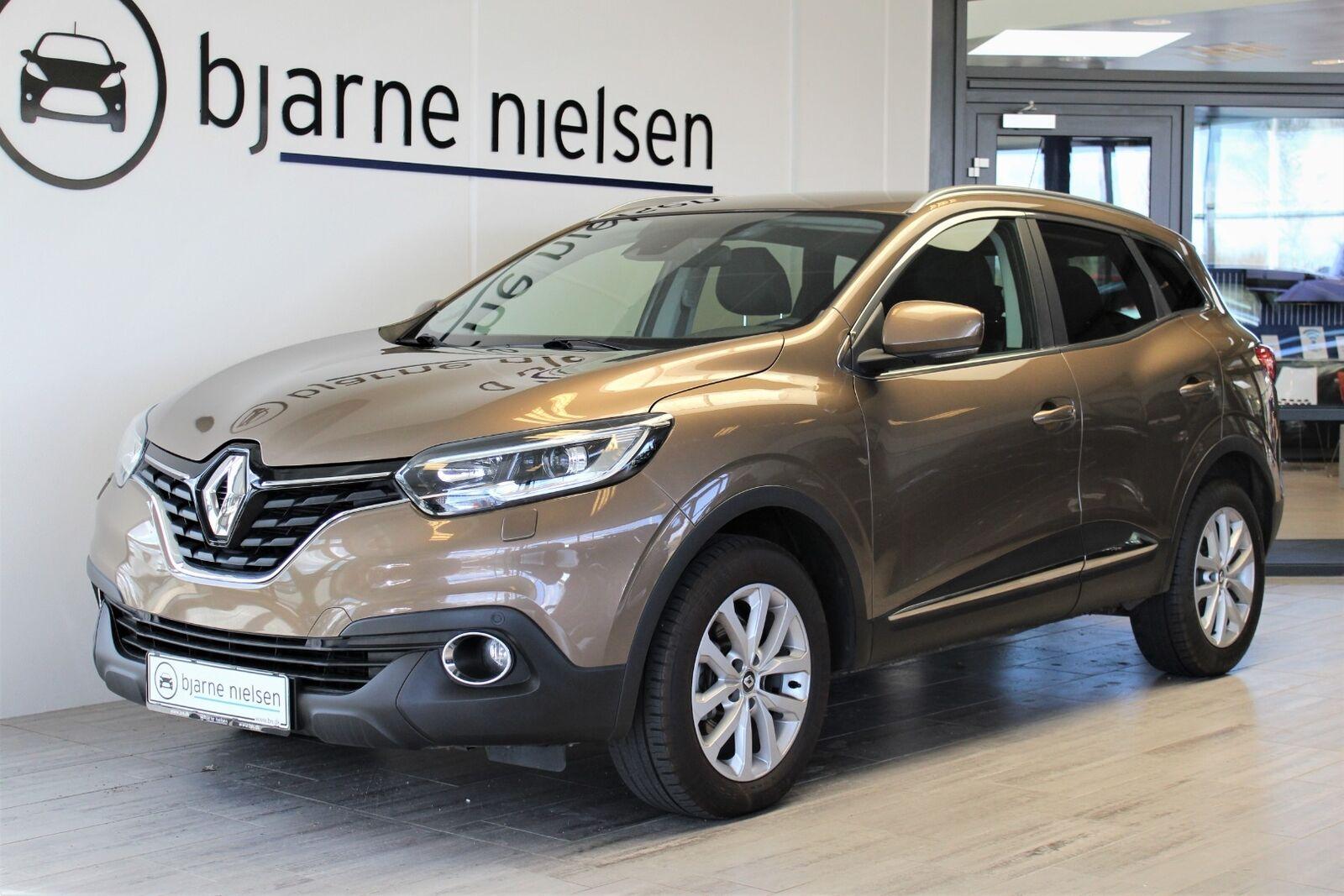 Renault Kadjar Billede 5