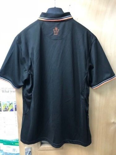 Scruffs Ladies Active POLO T-Shirt Black Size 12 14 16 *NEW* *FREE P/&P