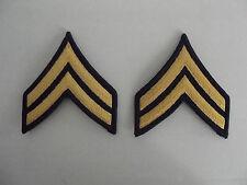 (BB) US Rangabzeichen Corporal E-4 Blue Dress Männer