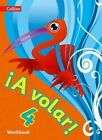 Volar: Primary Spanish for the Caribbean: No. 4: Workbook Level by HarperCollins Publishers (Paperback, 2015)