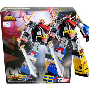 Super Robot Chogokin Space Emperor God Sigma en stock USA