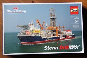 Lego Stena Drilling Max Ship Edition professionnelle certifiée limitée