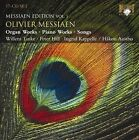 Messiaen Edition, Vol. 1: Organ Works, Piano Works, Songs (CD, Sep-2011, Brilliant Classics)