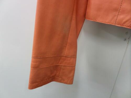 Womens Vntg 32 Jacket Wilsons Womens maat Leather leren Size van jas 32 Vntg Wilsons BYBIrxR