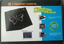 Masterpiece Hi-Tec Art  LED Toy -  Picture Maker -  Make Signs - For Kids/Adults