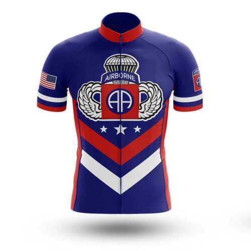 82nd Airborne Veteran Novelty Cycling Kit