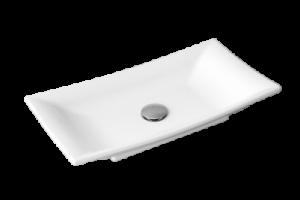 Lavabo de Suelo de Baño Evasión blancooo Sarreguemines