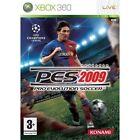 Pro Evolution Soccer 2009 Xbox 360 Good Xbox 360 Xbox 360 Video Games