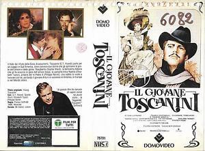 IL-GIOVANE-TOSCANINI-1988-vhs-ex-noleggio