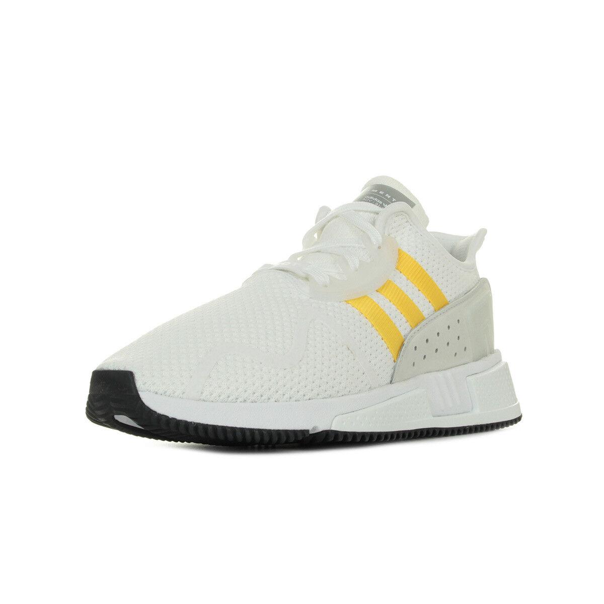 Chaussures Adidas hommes EQT Cushion ADV blanc