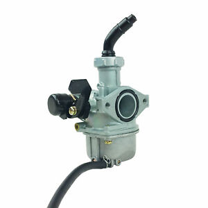 Atv,rv,boat & Other Vehicle New Carburetor Carb Pz22 22mm For 70cc 110cc 125cc Quad Atv Dirt Bike Hand Choke