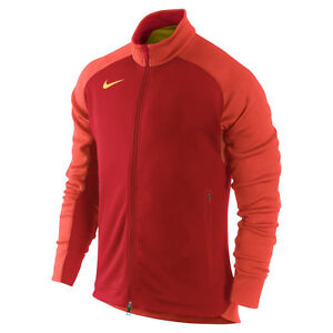 Nike-Men-039-s-N12-Country-Red-Track-Olympics-Running-Jacket-466404-601-Size-M-XL