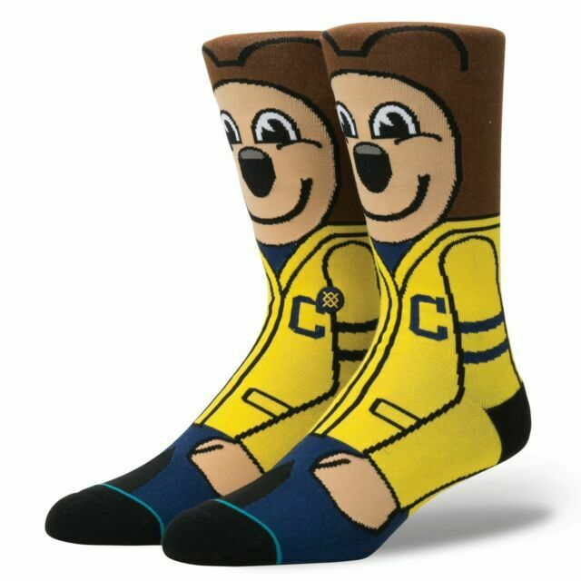 stance socks 3 pairs bundle cal berkeley L 9-12