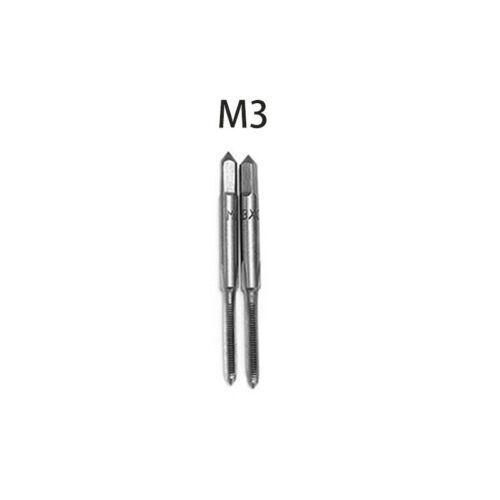 2Pcs Gewindeschneider Set Gewindeschneid Satz Gewindebohrer M3-M12 Werkzeug Teil