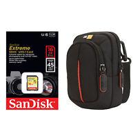 Pro Cl1s 16g Sd Card Camera Bag Kit For Kodak C1505 C123 C1550 M532 C195 M577