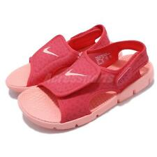 1e58d052c1db item 2 Nike Sunray Adjust 4 GS PS Tropical Pink Coral Kid Youth Sandal Shoe  386520-608 -Nike Sunray Adjust 4 GS PS Tropical Pink Coral Kid Youth Sandal  Shoe ...